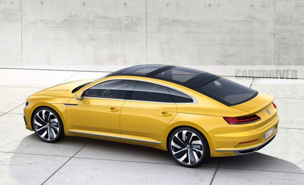 Nowy Volkswagen Phaeton A Raczej Phideon Bo Tak