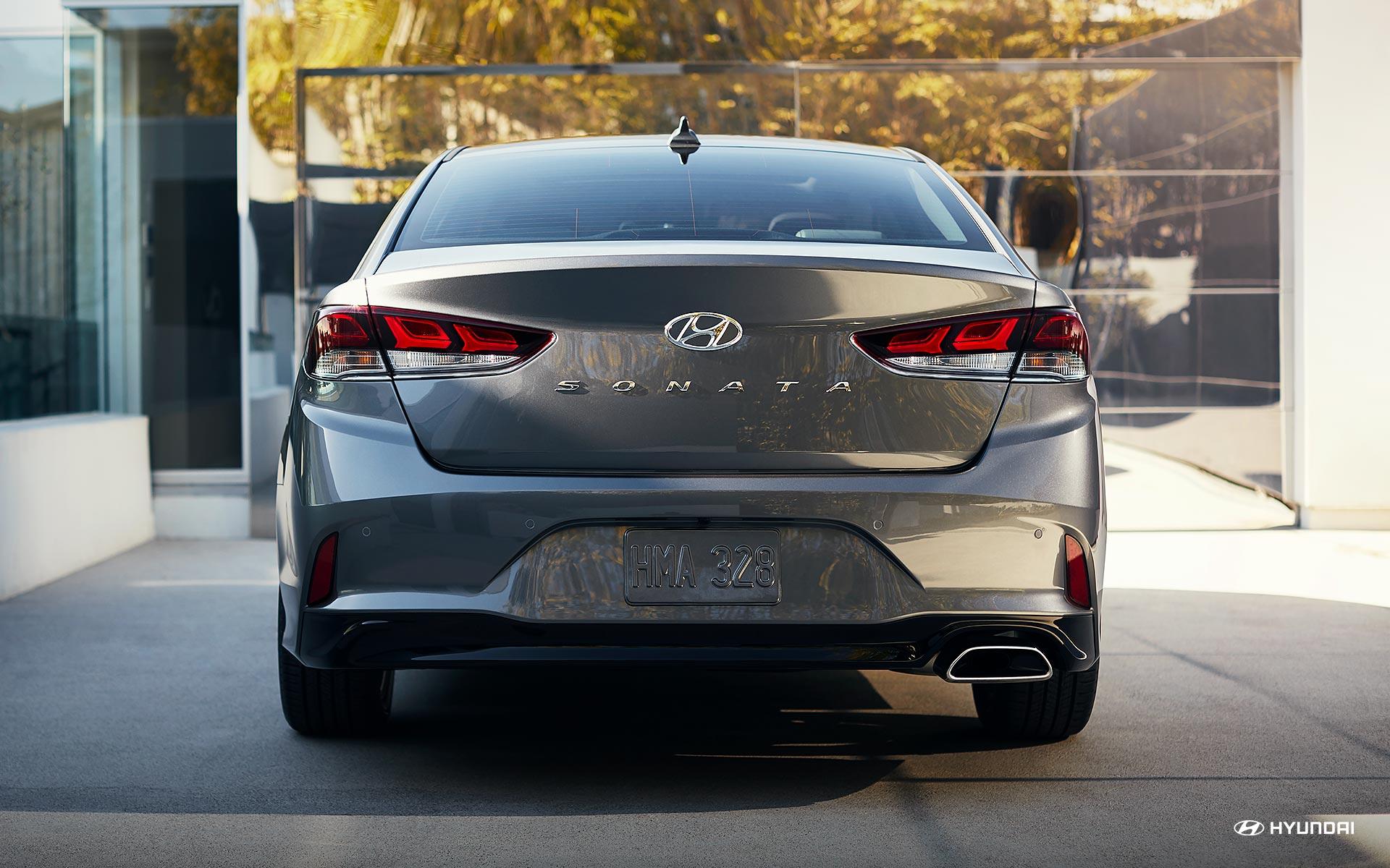 2018 Hyundai Sonata Autobrief Pl